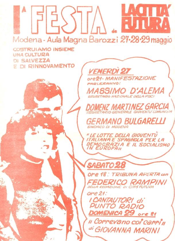 cartell miting Modena amb massimo dalema maig 1977.jpg